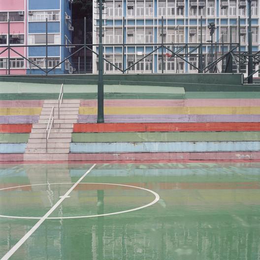 Courts 01. Image © Ward Roberts