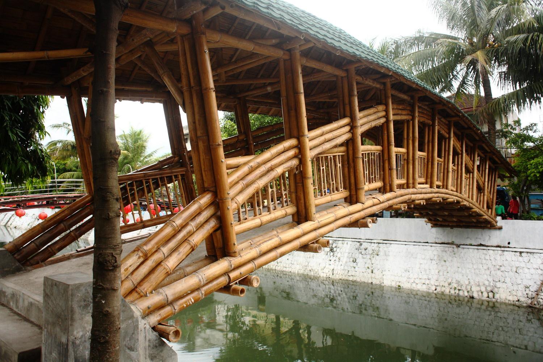 Image Result For Konstruksi Jembatan Gantung