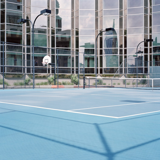 Courts 02. Image © Ward Roberts