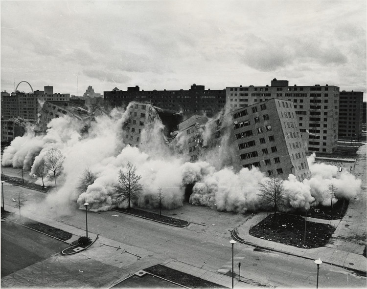13 Tragically Demolished Buildings that Depict Our Ever-Changing Attitudes Toward Architecture, Courtesy of The United States Department of Housing and Urban Development (in public domain)