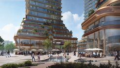 Powerhouse Wins Competition to Build New Urban Plaza in Eindhoven
