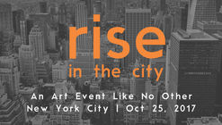 Call for Entries: rise in the City
