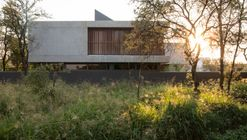 House Jonker / Thomas Gouws Architects