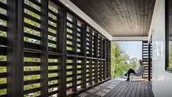 Denver Pallet House / Meridian 105 Architecture