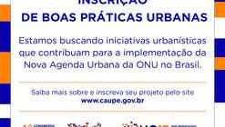 Inscrições de iniciativas - Fórum Internacional HOJE Implementando Cidades Sustentáveis