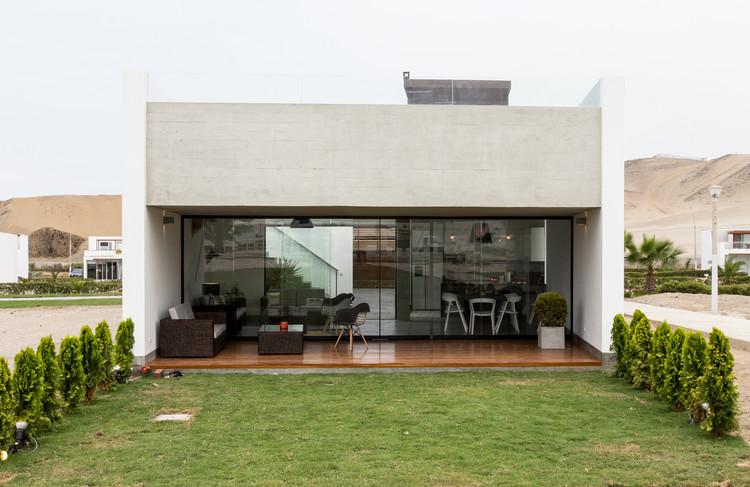 Casa A / BORDE, © Roberto Zamalloa
