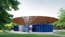 Diébédo Francis Kéré presenta el Serpentine Pavilion 2017 en Londres