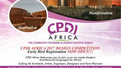 Open Call for CPDI Africa 2017 Competition