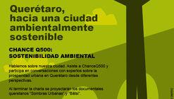 Querétaro, hacia una ciudad ambientalmente sostenible
