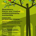 Querétaro, hacia una ciudad ambientalmente sostenible Armando López Castañeda