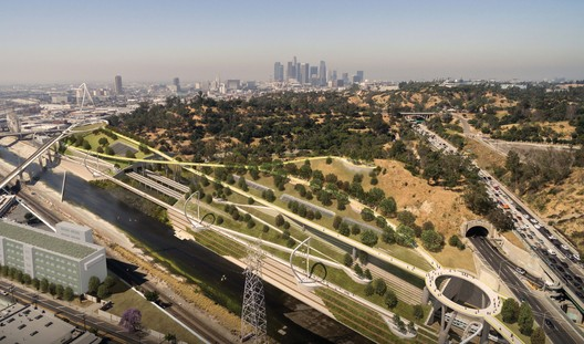 From the Los Angeles River Downtown Design Dialogue (City of Los Angeles, Bureau of Engineering). Used by Permission from Gruen Associates