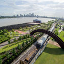 New Orleans Tour: A Unique Architectural and Cultural Journey to the Crescent City Crescent Park and Skyline, New Orleans