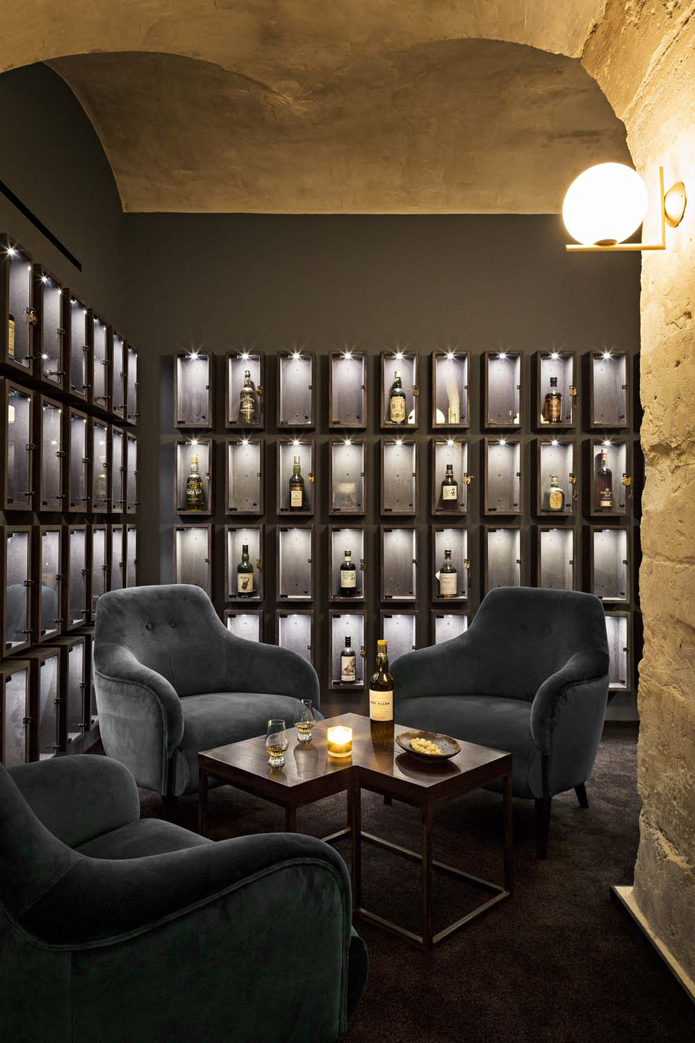 Gallery of whisky bar jbmn architectes 2 - Images of bars ...