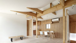 House for 4 Generations / tomomi kito architect & associates