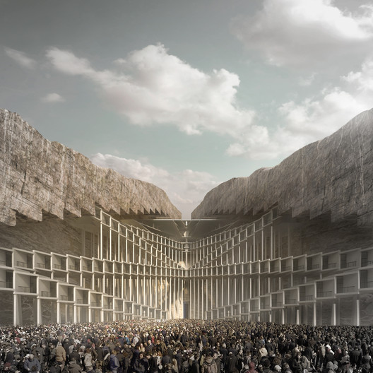 """Faith Estates"" Proposes a New Approach to Religious Pilgrimage by Excavating Holy Sites"