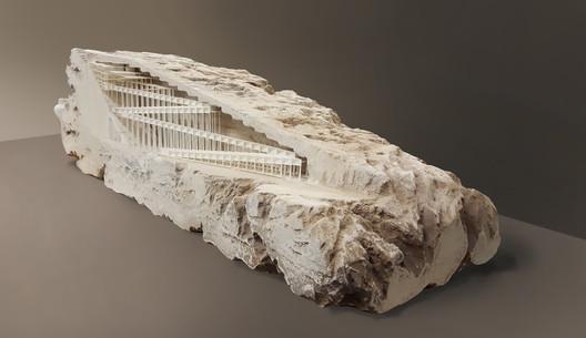 Machaerus model. Image © Akarachai Padlom, Eleftherios Sergios, Nasser Alamadi