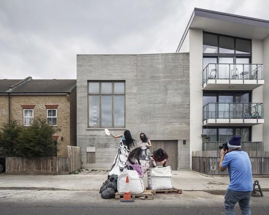 Photography Studio for Juergen Teller / 6a architects © Johan Dehlin