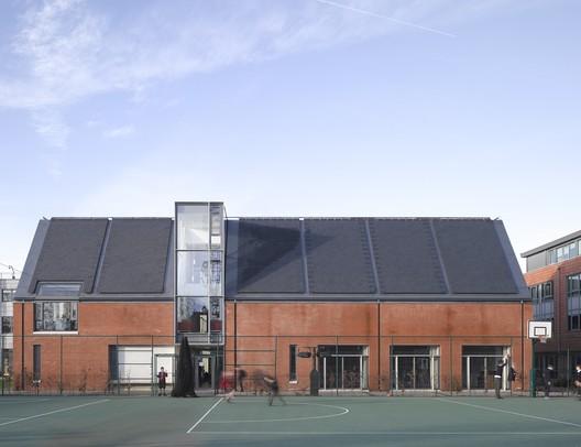 King's College School / Allies and Morrison © Nick Guttridge