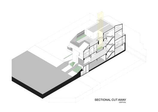 Section Isometric