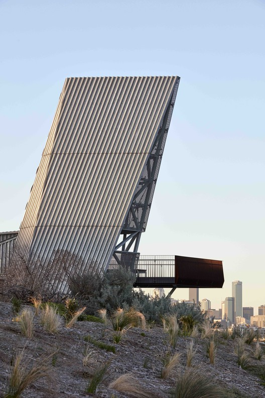 Sandridge Lookout Cox Architecture Archdaily