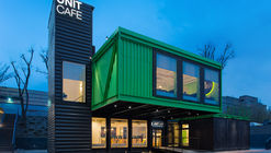 Unit Cafe  / TSEH Architectural Group