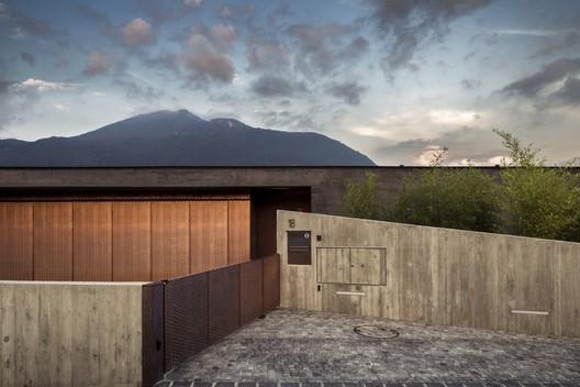Villa Comano . Image © Alessandro Crinari