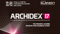 Gear Up For Asean's Leading Architectural Event