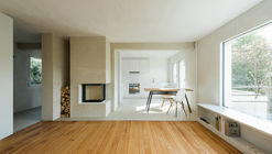 Transformation of a Townhouse / Wuelser Bechtel Architekten