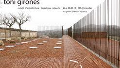 Escola da Cidade recebe o arquiteto Toni Gironès para aula aberta