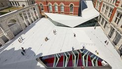 See Inside AL_A's Now-Open London V&A Museum Addition