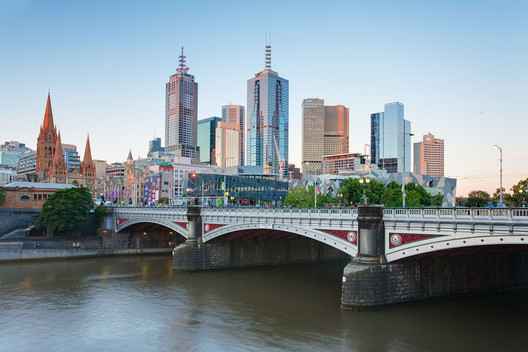 #6 Melbourne. Median Price: $740,000, Median Income: $78,200, Median Multiple: 9.5. Image © <a href='http://ift.tt/2uBMVR5 user David Iliff</a> licensed under <a href='http://https://creativecommons.org/licenses/by/3.0/deed.en'>CC BY 3.0</a>