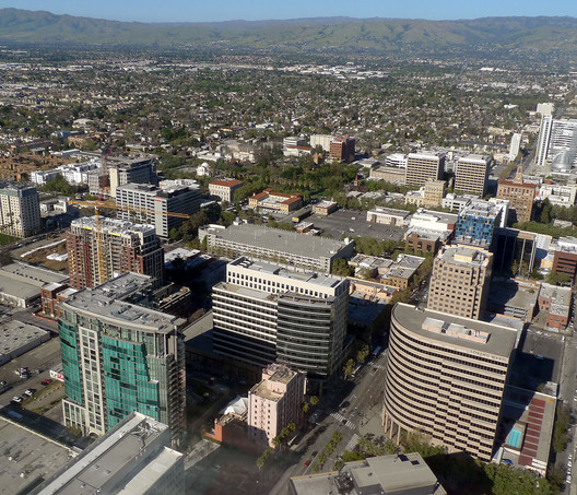 #5 San Jose. Median Price: $1,000,000, Median Income: $104,100, Median Multiple: 9.6. Image © <a href='http://ift.tt/2uCcAZX user Don Ramey Logan</a> licensed under <a href='http://https://creativecommons.org/licenses/by/4.0/deed.en'>CC BY 4.0</a>