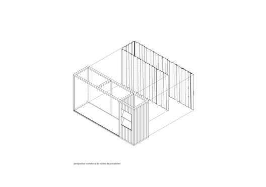 Changing Room Isometric