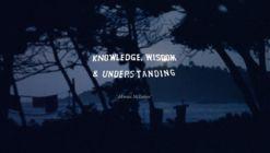 """Knowledge, Wisdom, and Understanding"" by Julien Lanoo"