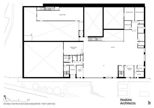 Fist Floor Plan