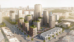 LEVS Architecten Brings New Type of Mixed-Used Development to Russia