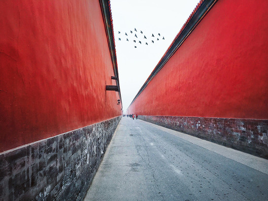 2nd Place - Architecture © Naian Feng. Image Courtesy of IPPAWARDS