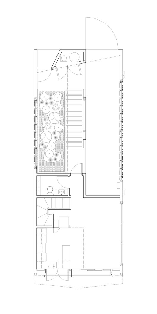 Gorund Floor Plan