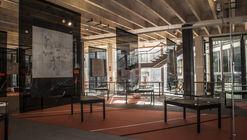 Exposición 'El Proyecto Visado': del croquis a la arquitectura construida