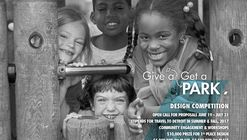 Give a Park Get a Park Detroit