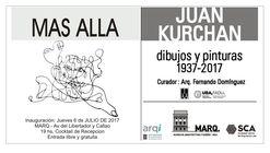 Más Allá. Juan Kurchan: Dibujos y Pinturas 1937-2017