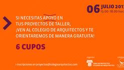 Si quieres corregir tu proyecto, postula a este llamado del Colegio de Arquitectos de Chile