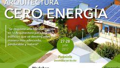 Simposio/Workshop Arquitectura Cero Energía