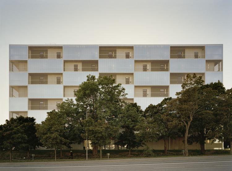 Snabba Hus Västberga / Andreas Martin-Löf Arkitekter, © Johan Fowelin