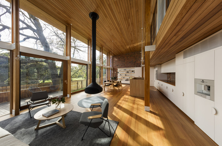 Camberwell House / AM Architecture, © Dianna Snape