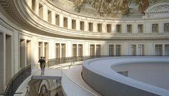 Tadao Ando diseñará museo de arte en histórica bóveda del siglo XIX en París