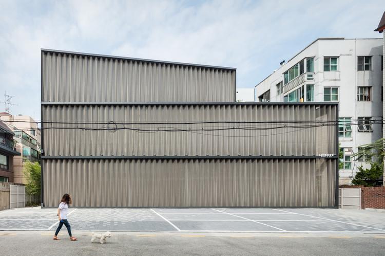 Liberty Lounge / Simplex Architecture, © Kyungsub Shin