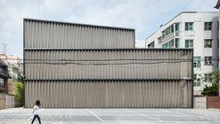 Liberty Lounge / Simplex Architecture