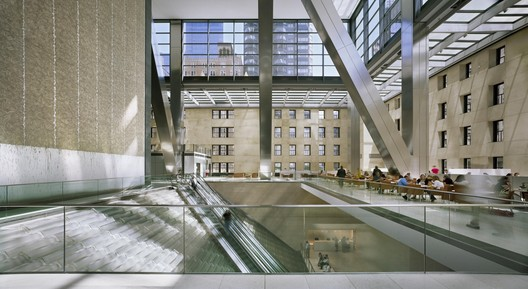 Hearst Tower, Foster + Partners. Image © Chuck Choi