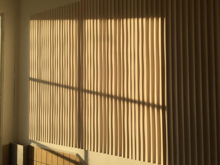 Direct Sunlight Hits Benas' Panels